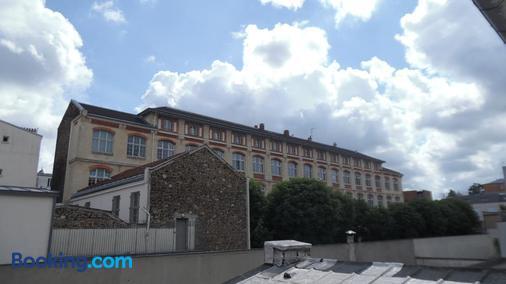 Hotel De Menilmontant - Paris - Toà nhà