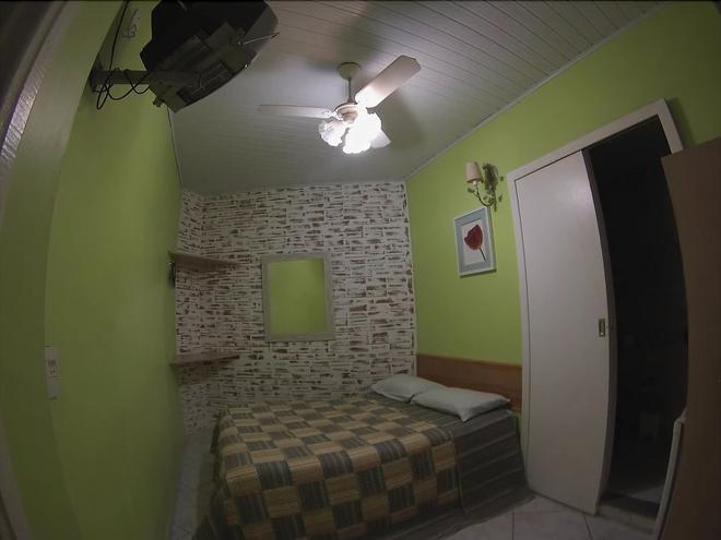Pousada Belo Horizonte - Macaé - Bedroom