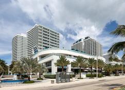 Pelicanstay In W Hotel Ft. Lauderdale - Fort Lauderdale - Bygning