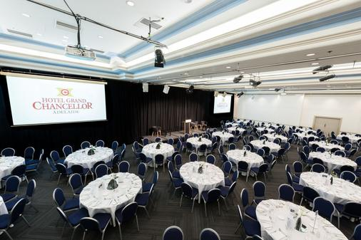 Hotel Grand Chancellor Adelaide - Adelaide - Banquet hall