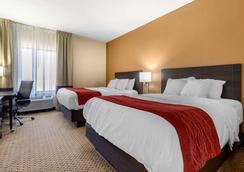 Comfort Inn & Suites Kenosha - Kenosha - Bedroom