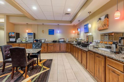Comfort Inn & Suites Kenosha - Kenosha - Buffet