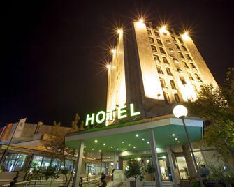 Srbija Hotel - Vršac - Building