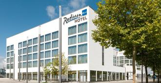Radisson Blu Hotel, Hannover - Hannover - Building