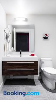 C3 - Hotel Art De Vivre - Thành phố Quebec - Phòng tắm