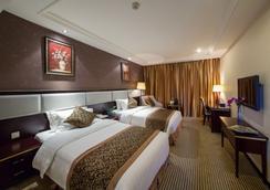 Very Nice Hotel - Chengdu - Bedroom