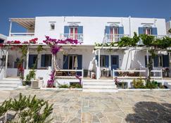Pension Ageliki - Platis Gialos - Building