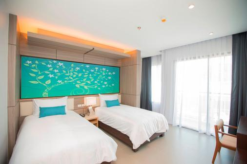 The Marina Phuket Hotel - Kathu - Bedroom