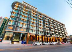 ذا مارينا فوكيت هوتل - منطقة كاتو - مبنى