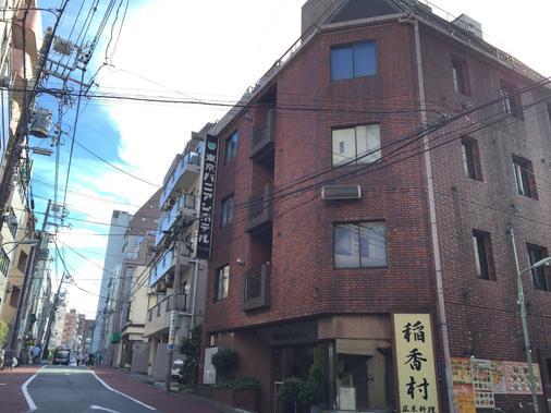 Tokyo Banyan Hotel - Tokyo - Building