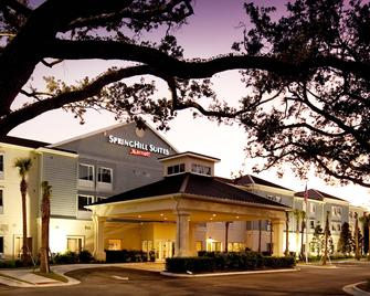 SpringHill Suites by Marriott Vero Beach - Vero Beach - Edificio