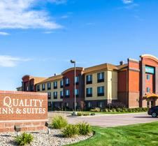 Quality Inn and Suites Airport North
