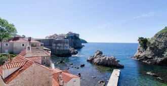 Eddie´s Sea View Rooms - Dubrovnik - Außenansicht