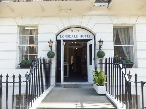 Lonsdale Hotel - London - Building