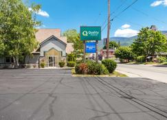Quality Inn & Suites - Gorham - Edificio