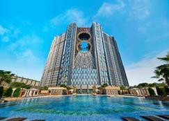 Studio City Hotel - Macao - Vista del exterior