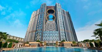Studio City Hotel - Macau (Ma Cao) - Toà nhà