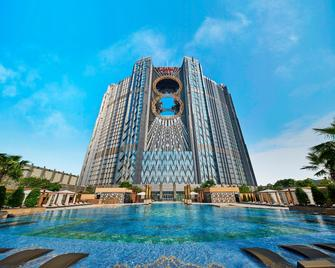 Studio City Hotel - Macao - Bygning