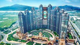 Studio City Hotel - Macau - Outdoors view