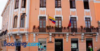 Hostal Juana de Arco - Quito - Toà nhà