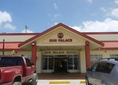 Hotel Sun Palace - Garapan - Rakennus