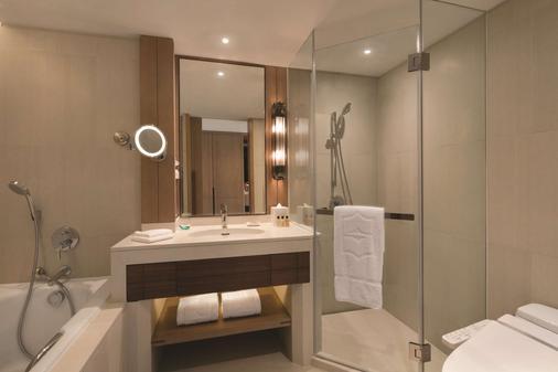 Shangri-La Hotel, Qingdao - Qingdao - Bathroom
