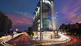 Holiday Inn Express Taichung Park - Đài Trung - Toà nhà