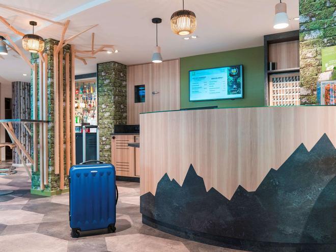 ibis Styles Annecy Gare Centre - Annecy - Recepción