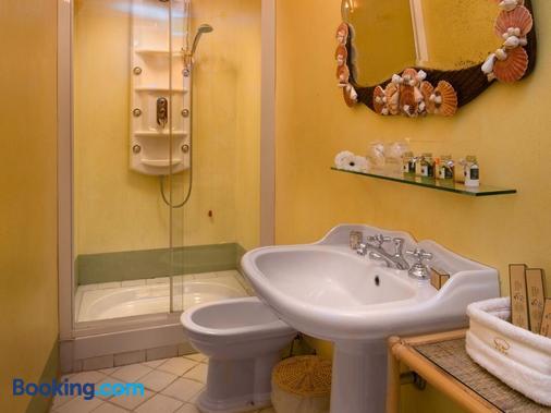 Graziella Patio Hotel - Arezzo - Bathroom