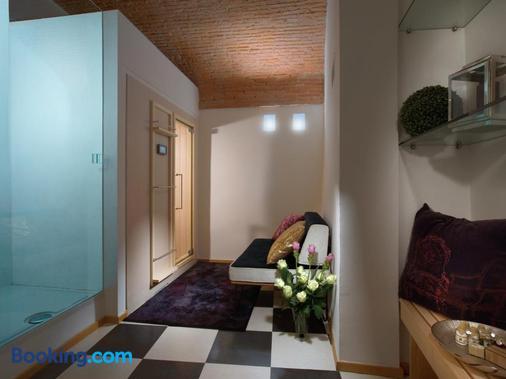 Graziella Patio Hotel - Arezzo - Living room