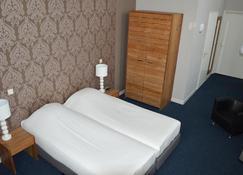Hotel Aan De Singel - Delfzijl - Schlafzimmer