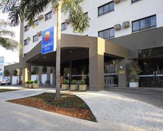 Comfort Hotel Goiania - Goiânia - Gebäude