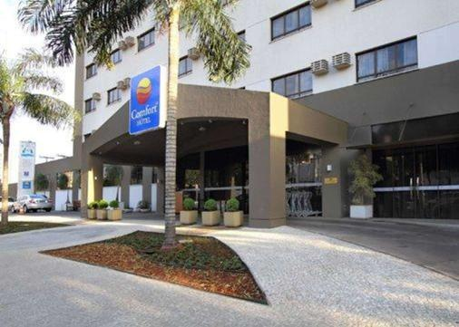 Comfort Hotel Goiania - Goiânia - Rakennus