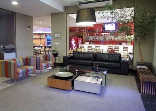 Comfort Hotel Goiania - Goiânia - Oleskelutila