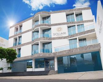 Hotel Soliari - Melgar - Gebouw