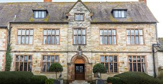 The Billesley Manor Hotel - Stratford-upon-Avon - Edificio
