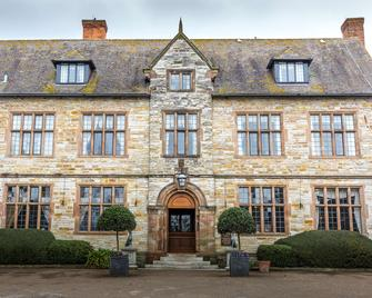 The Billesley Manor Hotel - Stratford-upon-Avon - Rakennus