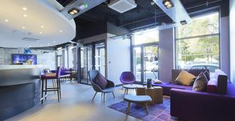 Campanile Lyon Centre - Gare Perrache - Confluence - ליון - לובי
