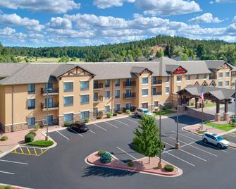 Hampton Inn & Suites Show Low-Pinetop - Шоу-Лоу - Building