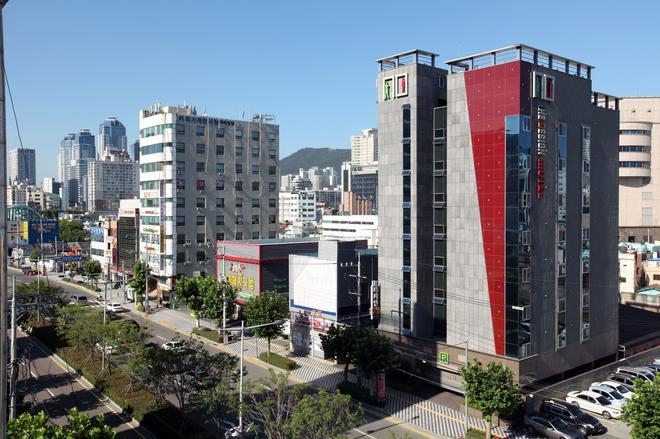 The Design Motel - Busan - Outdoor view