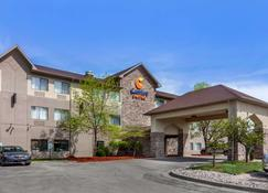 Comfort Suites - Council Bluffs - Rakennus