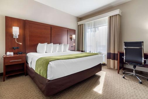 Comfort Suites - Council Bluffs - Bedroom