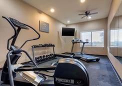 Comfort Suites - Council Bluffs - Gym