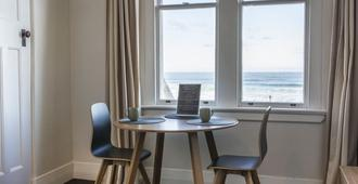 Majestic Mansions - Apartments at St Clair - Dunedin - Dining room