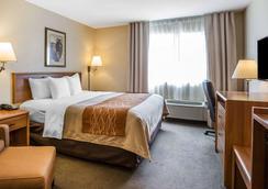 Comfort Inn - Lone Pine - Bedroom