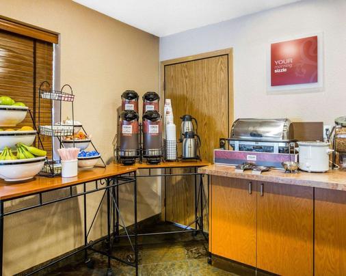 Comfort Inn - Lone Pine - Buffet