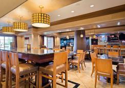 Best Western Premier KC Speedway Inn & Suites - Kansas City - Ravintola