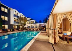 Aloft San Jose Cupertino - San Jose - Pool