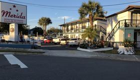 Merida Inn & Suites - St. Augustine - Building