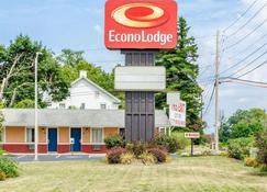 Econo Lodge - Mechanicsburg - Rakennus